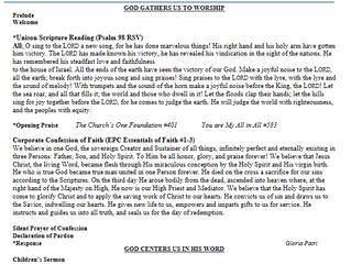 June 20 Bulletin