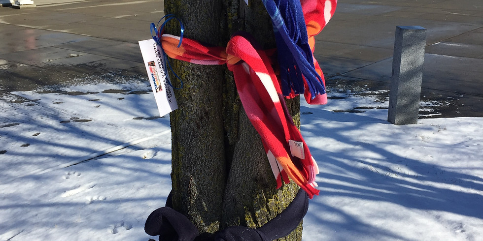 Donate Scarves, Gloves, and Hats!
