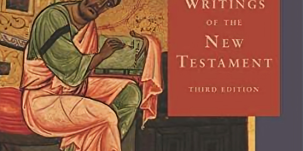 Bible Study on the Writings of Saint John