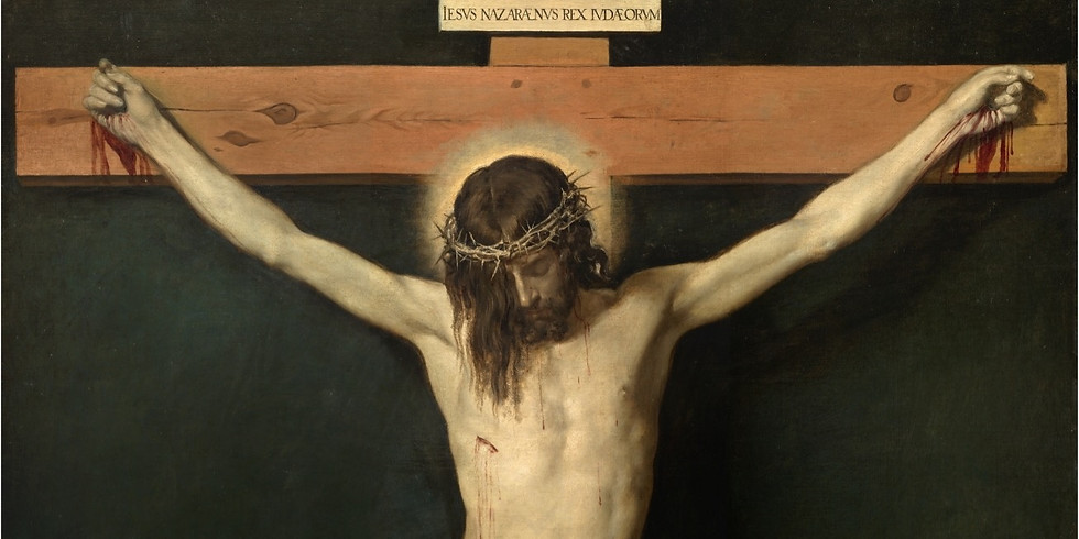 12:15 pm Friday Mass with Stations of the Cross