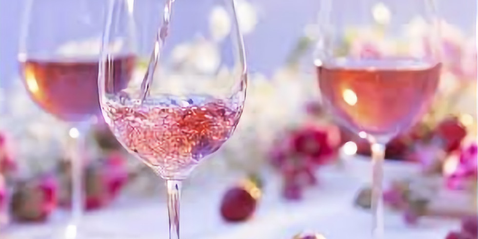 Stop and Smell the Rosé (Register by June 10)