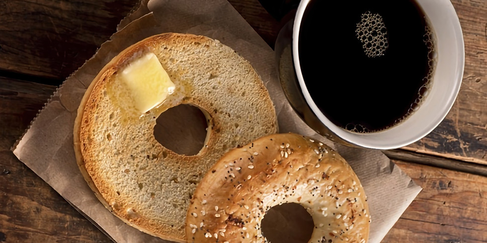 Coffee and Bagels after Mass (1)