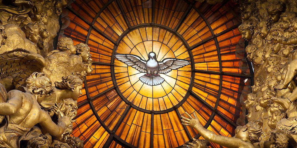 Pentecost (Vigil Mass at 5:30 p.m.)