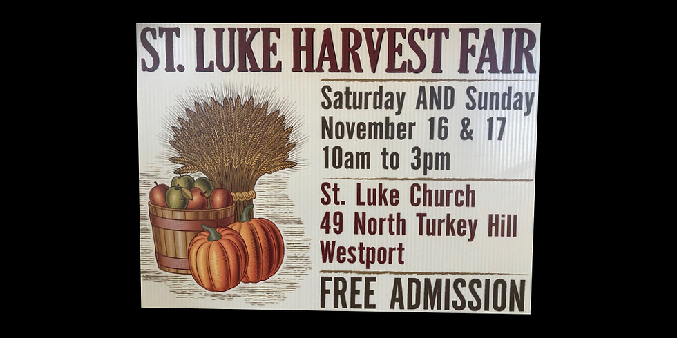 Annual Harvest Fair and Shabby Chic Boutique (Day 2)