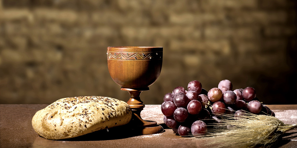 Evening Mass of the Lord's Supper at 7:30 p.m.