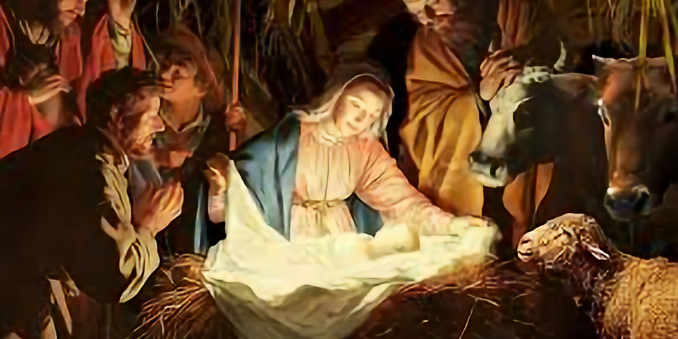 Christmas Eve Mass at 6:00 p.m.