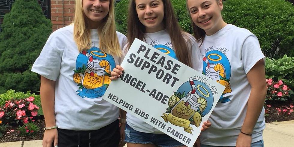 Al's Angels Lemonade Fundraiser (Day 1)