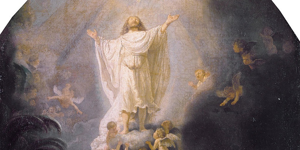 Feast of the Ascension (Vigil Mass at 7:30 p.m.)