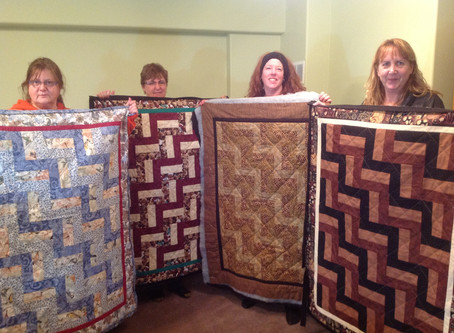 NEW quilters!