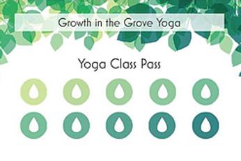Yoga Class Pass