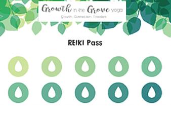 Reiki Pass