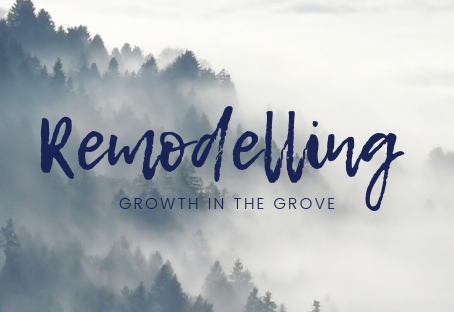 Remodelling Growth in the Grove