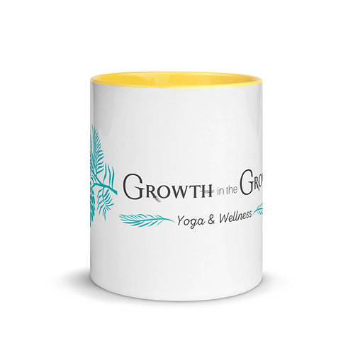 Growth in the Grove Mug with Color Inside