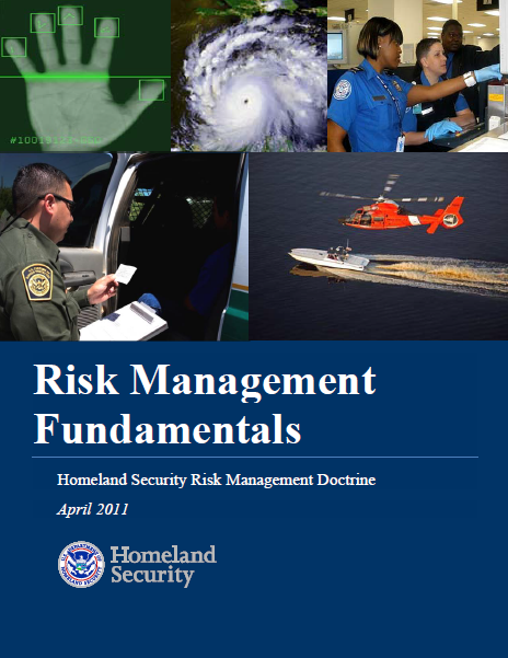 Risk Management Fundamentals - Homeland Security Risk Management Doctrine