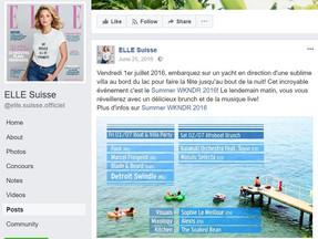 Elle Suisse Magazine