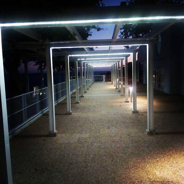 Exterior area LIDO Beach Club_By _refarquitectos_#refarquitetos #madeiraisland #arquitectura #arqui