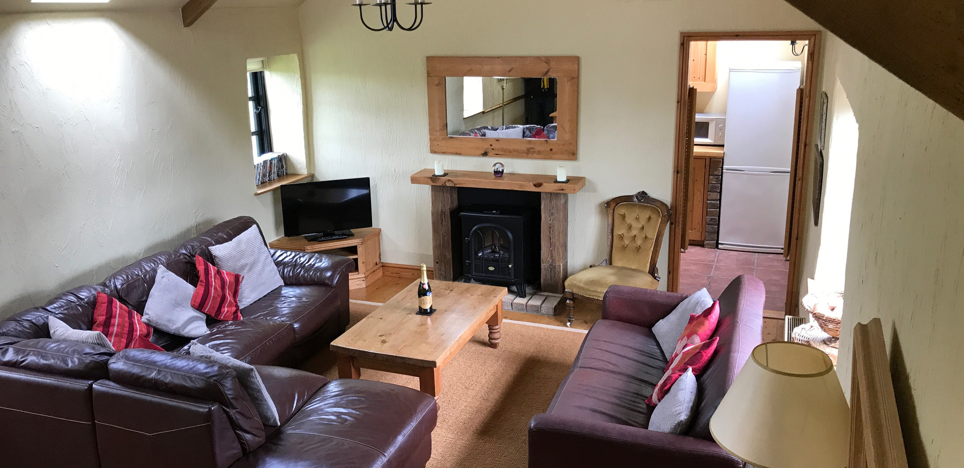 Meadow Cottage Living Room