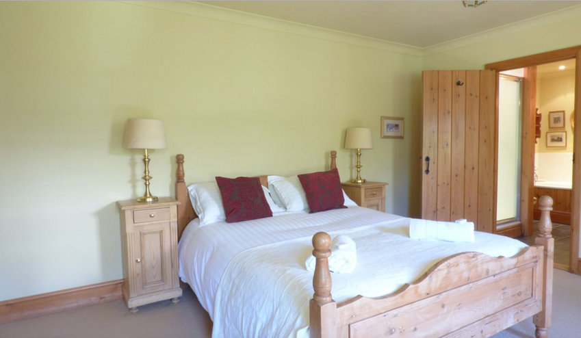 Coach House King Bedroom