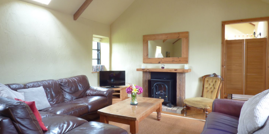 Meadow Cottage Seating Area