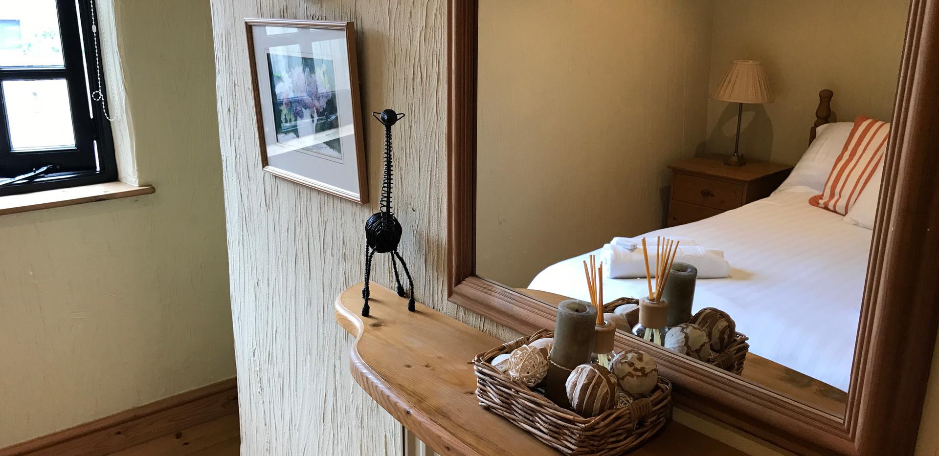Meadow Cottage Double Bedroom