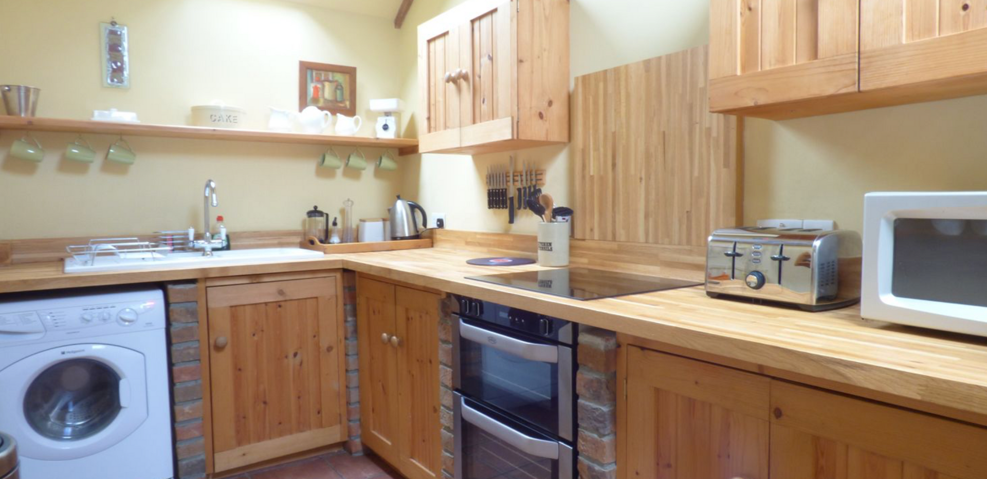 Meadow Cottage Kitchen