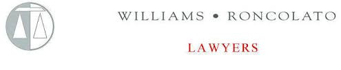 Williams Roncolato Lawyers