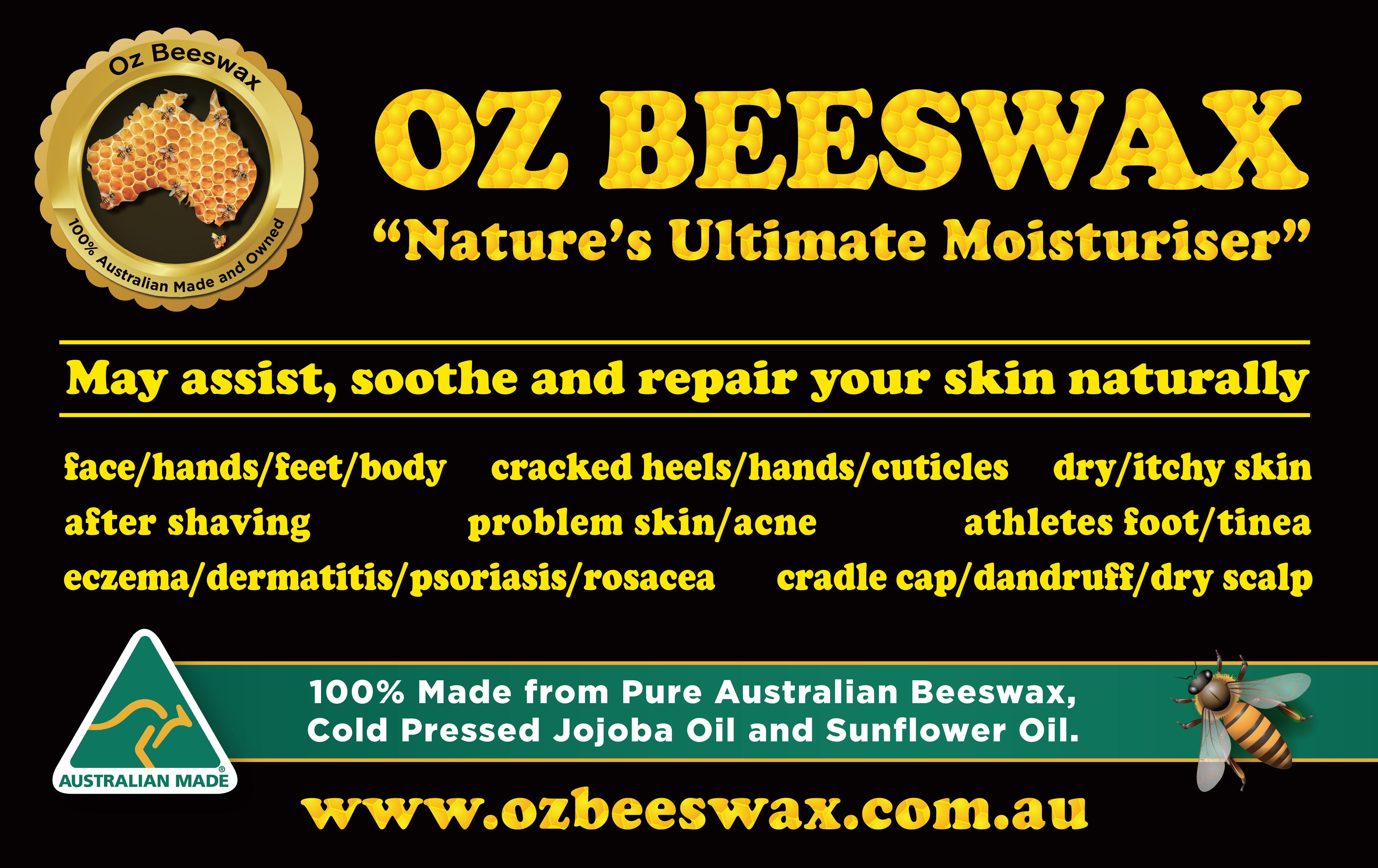 Oz Beeswax