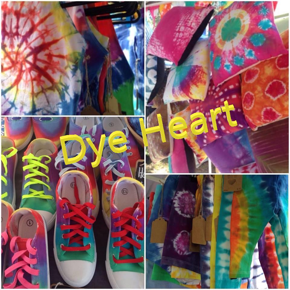 Dye Heart