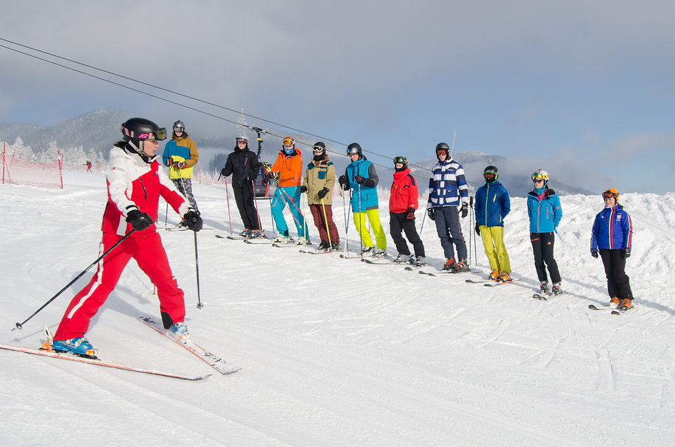 Metodicko-pedagogický kurz pre pedagógov na organizovanie školských lyžiatskych vycvikov