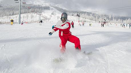 "SAPUL - Duálny kurz inštruktora lyžovania a snowboardingu ""C"" - Lektor snowboardingu, Tatranská Lomnica 2018"