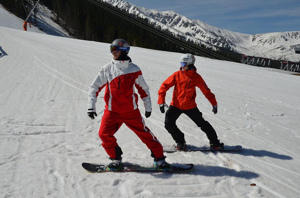 SAPUL - Kurz inštruktora snowboardingu 1