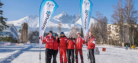Šefinštruktor pre lyžiarsku školu