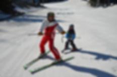 SAPUL Oblúk v pluhu, lekcia lyžovania, kurz inštruktora lyžovania