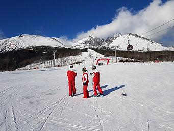 Kurz inštruktora lyžovania v Tatranskej Lomnici - Lektorsky zbor SAPUL