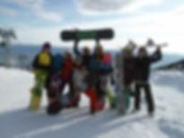 Kurz inštruktorov snowboardingu
