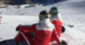 Kurz učiteľa snowboardingu