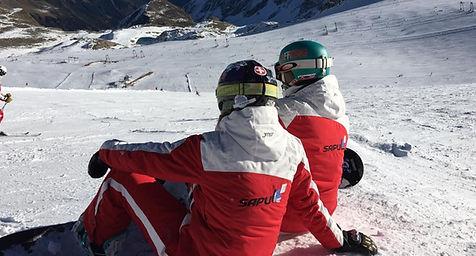 SAPUL - Kurz inštruktora snowboardingu 2