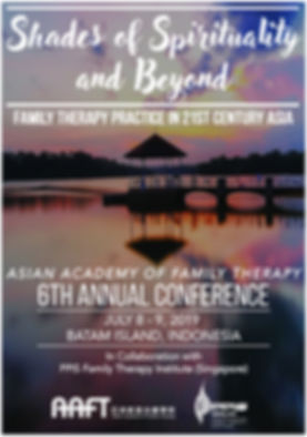 Asian Academy of Family Therapy 6th Conf