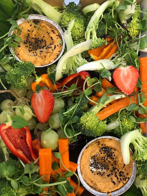 Large Vegan Grazing Platter