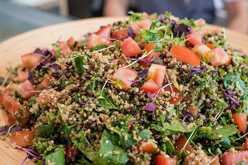 Individual Deli Salad Pots