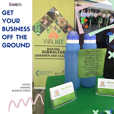 Promote local Gibaltarian businesses