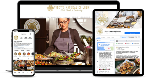 Vicky's Natural Kitchen