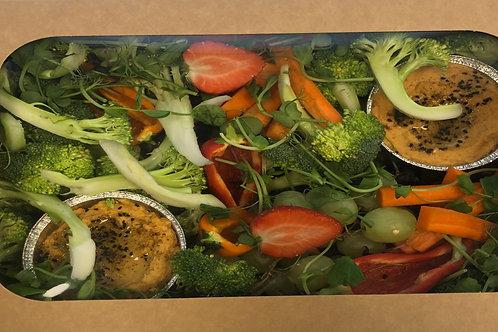 Small Vegan Grazing Platter