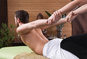 Thajská masáž praha 1 Touch spa