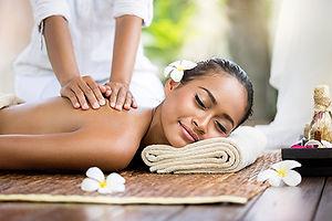 Thajská masáž touch spa