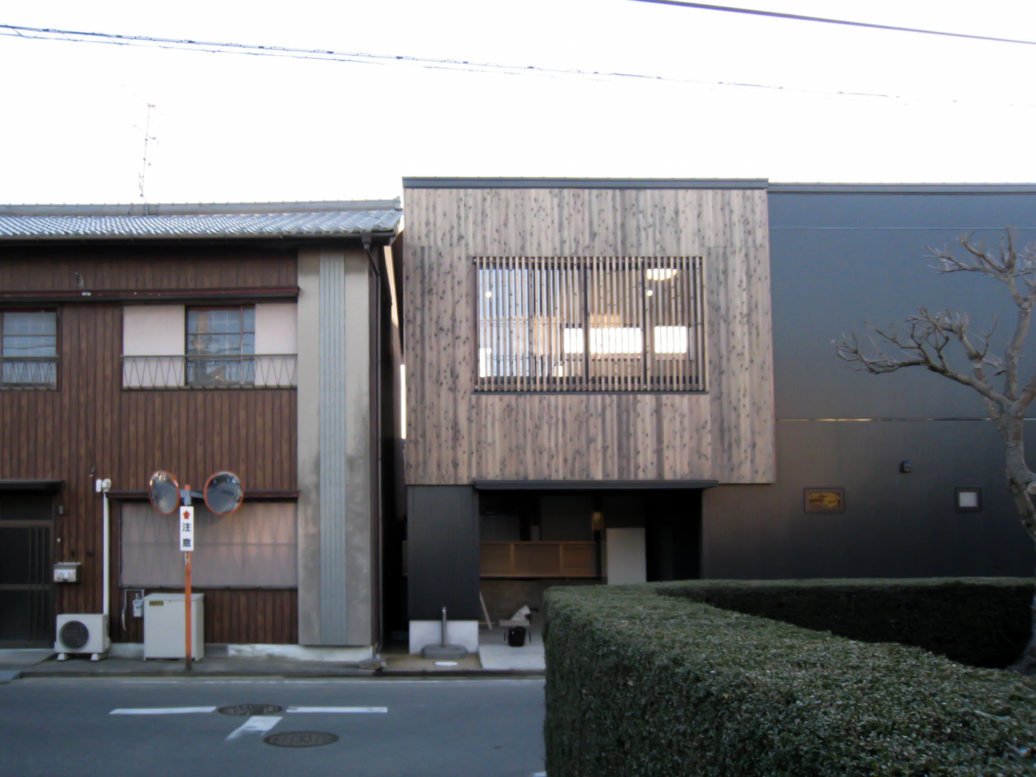 2間の家 2008
