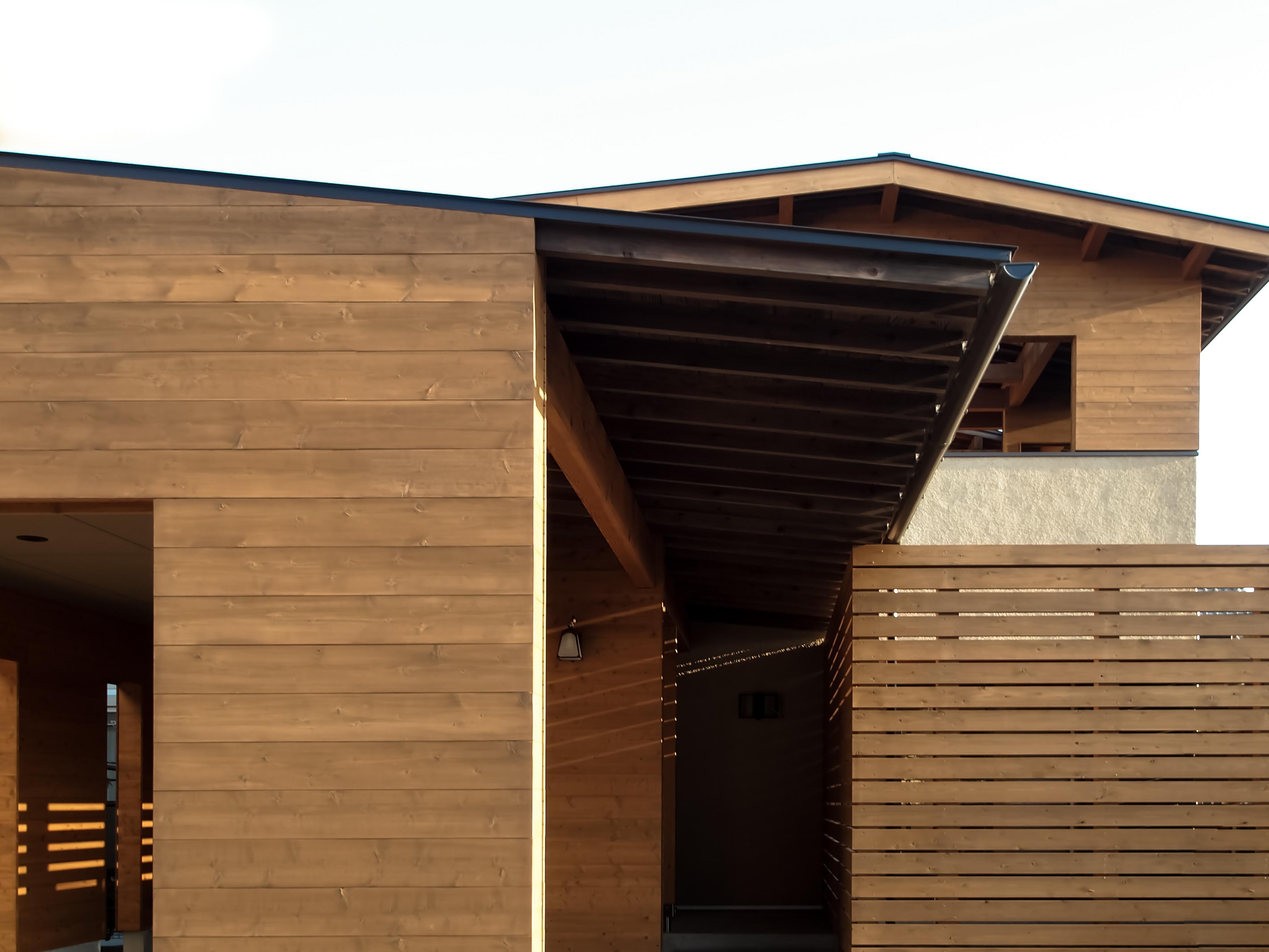 大屋根の家 2014