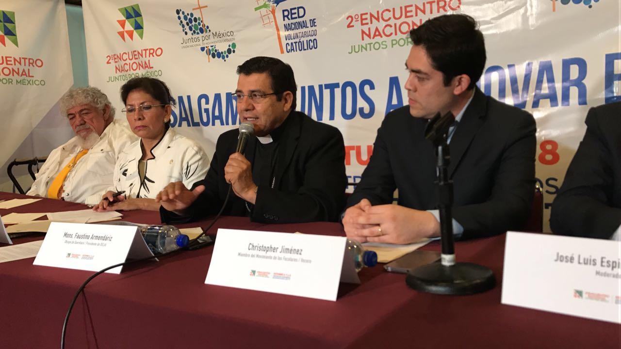 Católicos renuevan compromiso para recuperar el rumbo del país ...