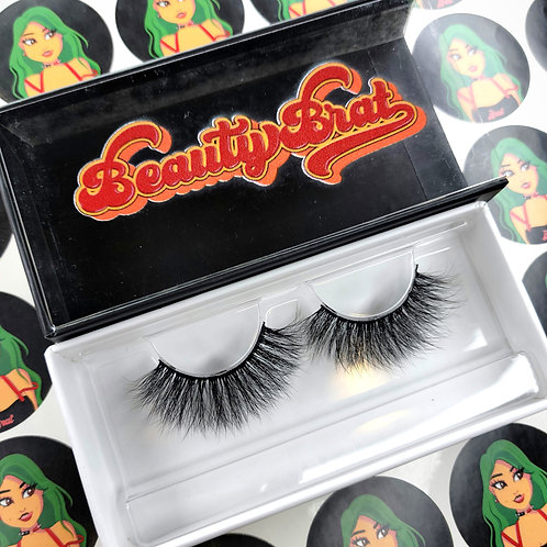 Drama Queen- Faux Mink Lashes