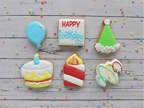 Birthday Mini Box